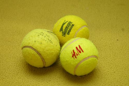 tennisballen-foto