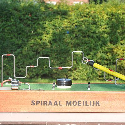 spiralmoeilijk