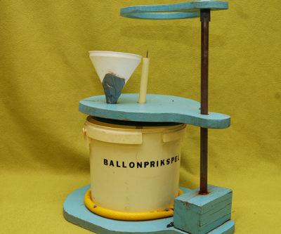 ballonprikspel-foto